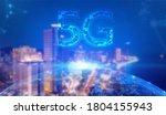 concept of 5g network  new... | Shutterstock . vector #1804155943