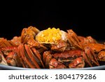 Steamed Chinese Mitten Crab ...