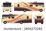 recreational vehicle vector... | Shutterstock .eps vector #1804272283