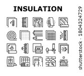 insulation building collection... | Shutterstock .eps vector #1804324729