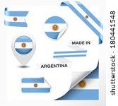 argentina,insignia,marca,certificado,colección,comercio,empresa,rizo,brillante,garantía,en,infografía,de marketing,en línea,página