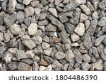 Small Road Stone Background ...