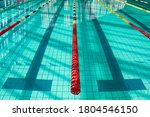 The Sports Swimming Pool....