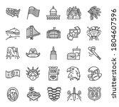 United States Of America  Icon...