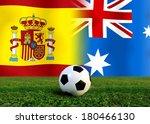 soccer world cup 2014  ... | Shutterstock . vector #180466130
