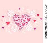 heart | Shutterstock . vector #180470069