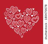 heart | Shutterstock . vector #180470078