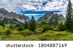 The Stony Mountains Of The...