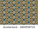 Kaleidoscope Mango Pattern...