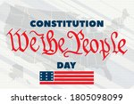Constitution Day In United...