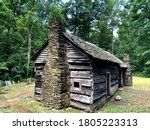 Old Cabins Left From...