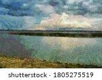 Landscape Of The River ...