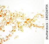 vector illustration of an... | Shutterstock .eps vector #180536954