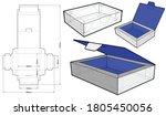 chocolate box  internal... | Shutterstock .eps vector #1805450056