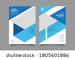 template vector design for... | Shutterstock .eps vector #1805601886