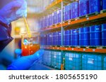 Warehouse Chemical Products....