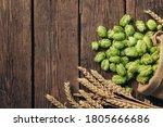 Beer Brewing Ingredients  Hops  ...