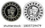 illustration of an ancient... | Shutterstock . vector #1805729479