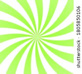 green ray background. vintage... | Shutterstock .eps vector #1805850106