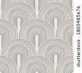 trendy minimalist aesthetic... | Shutterstock .eps vector #1805985676
