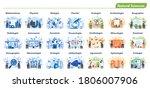 natural scientist profession...   Shutterstock .eps vector #1806007906