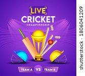 Live Cricket Championship...