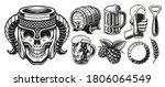 a set of vector illustrations...   Shutterstock .eps vector #1806064549