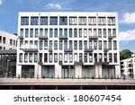 hamburg  germany  urban... | Shutterstock . vector #180607454