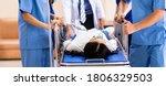 Panorama Close Up Medical Team...