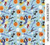 seamless pattern  for... | Shutterstock .eps vector #1806338293