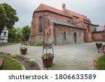 Church in Konin. Konin, Greater Poland, Poland.