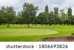 Bunkers Surrounding The Green...