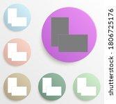 artboard button badge color set....