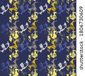 Seamless Urban Pattern With...