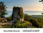 Ruins Of The Fortress Tower An...