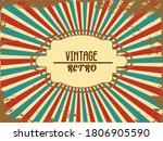 background vector design blue... | Shutterstock .eps vector #1806905590