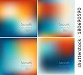 smooth vintage backgrounds... | Shutterstock .eps vector #180690590