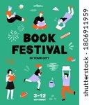 Book Festival Concept Poster....