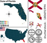 america,american,areas,atlas,borders,boundary,button,cartography,country,divisions,dollar,fl,flag,florida,floridian