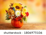 Autumn Bouquet Of Beautiful...