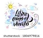 vector illustration of free... | Shutterstock .eps vector #1806979816
