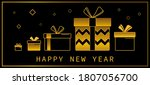 vector shiny illustration.... | Shutterstock .eps vector #1807056700