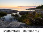 Rocky Seashore In Finnish...