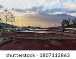 Yuan Yang Rice Terrace With Oi...
