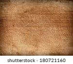 grunge cutting board. wood... | Shutterstock . vector #180721160