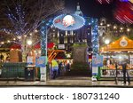 edinburgh   december 23 ... | Shutterstock . vector #180731240
