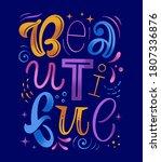 beautiful vector illustration....   Shutterstock .eps vector #1807336876