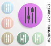 voice settings badge color set. ...