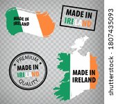 made in ireland rubber stamps...