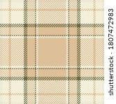 tartan scotland seamless plaid... | Shutterstock .eps vector #1807472983